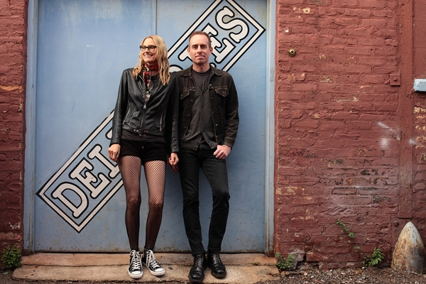 4/24 – The Both (Aimee Mann & Ted Leo)