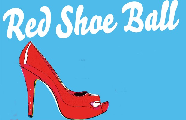 The Red Shoe Ball