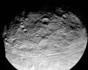 NASA shot of Vesta